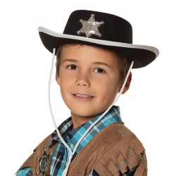 Chapeau de cow-boy enfant