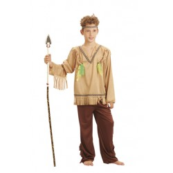 Costume d'indien eagle boy - 4-6 ans
