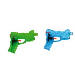 Pistolet à eau spacial, double jets, 15 cm