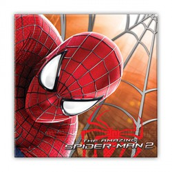 St 20 serviettes Spiderman