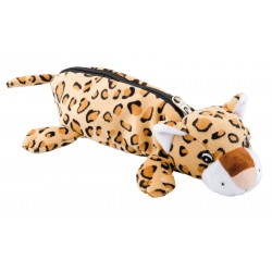 Trousse animal peluche
