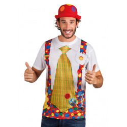 Tee-shirt de clown l