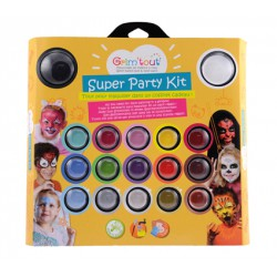 Super party kit de maquillage