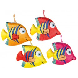 Peluche poisson tropical