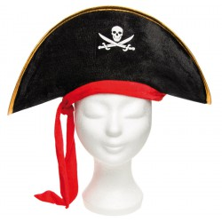 Chapeau de pirate enfant